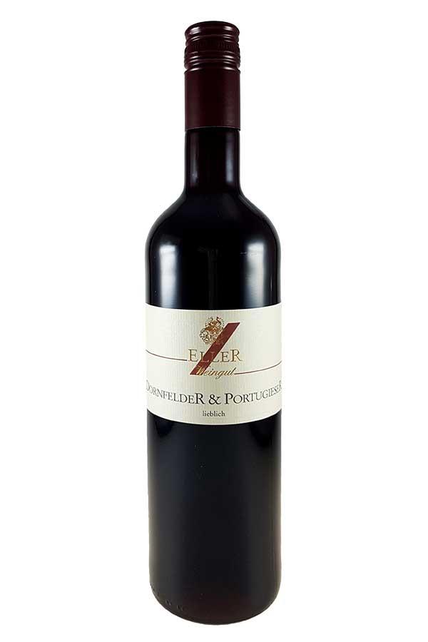 Dornfelder & Portugieser Rotwein lieblich