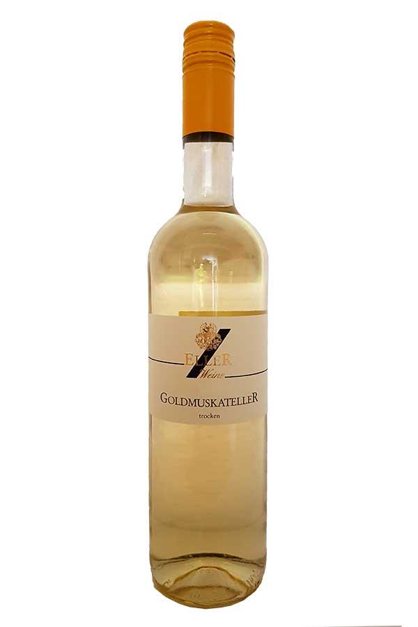 Goldmuskateller Qualitätswein trocken