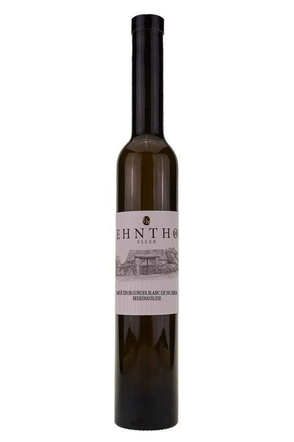 Spätburgunder Blanc de noir Beerenauslese edelsüß